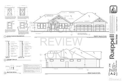 Buckley Single Family Home For Sale: 8903 217th Av Ct E
