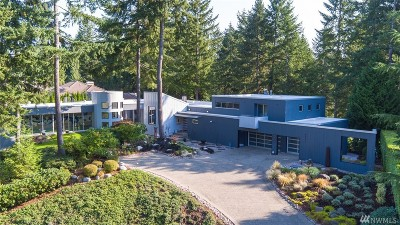 Gig Harbor Single Family Home For Sale: 4732 Old Stump Dr NW