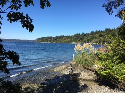 Vashon WA Residential Lots & Land For Sale: $6,500,000