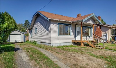 Bellingham Single Family Home For Sale: 2605 F St