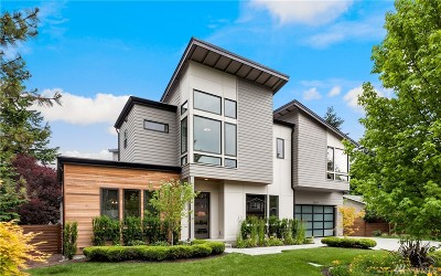 Bellevue Single Family Home For Sale: 2634 106th Ave NE