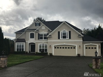 Lake Tapps WA Single Family Home For Sale: $675,000