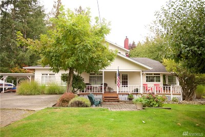 Snohomish Single Family Home For Sale: 1935 Ludwig Rd