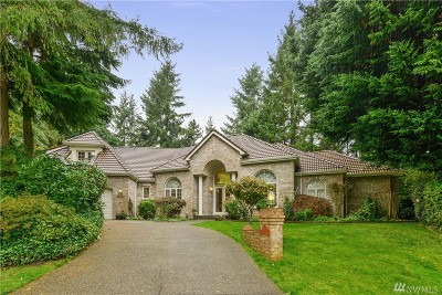 Gig Harbor Single Family Home For Sale: 13312 Foxglove Dr NW