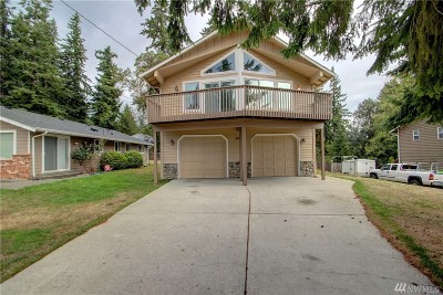 Stanwood Single Family Home For Sale: 4927 173rd Place NW
