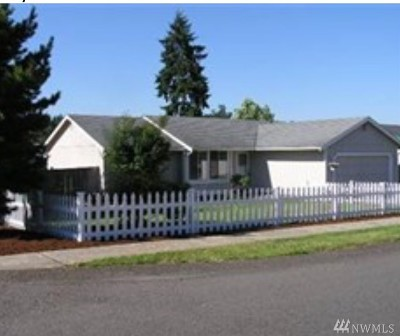 Lacey Single Family Home For Sale: 9125 Shadberry Dr SE
