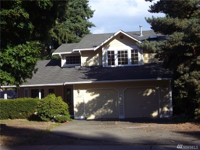 Kirkland Single Family Home For Sale: 8030 131st Place NE