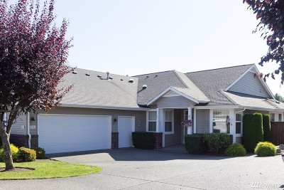Gig Harbor Condo/Townhouse For Sale: 2014 38th St Ct NW