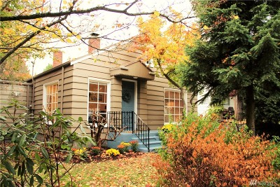 Single Family Home For Sale: 8021 Meridian Ave N