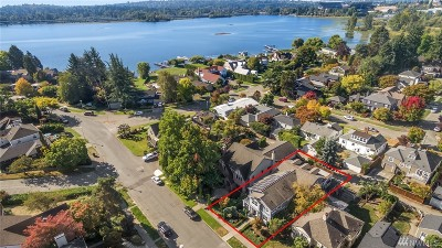 Single Family Home For Sale: 3811 42nd Ave NE