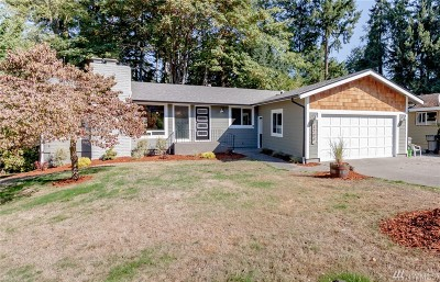Federal Way Single Family Home For Sale: 3200 SW 326th St