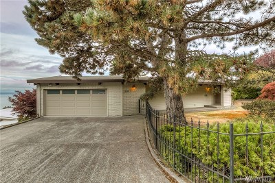 Burien Single Family Home For Sale: 1800 SW Shoreview Lane
