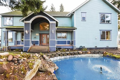 Auburn Single Family Home For Sale: 3235 S Star Lake Rd
