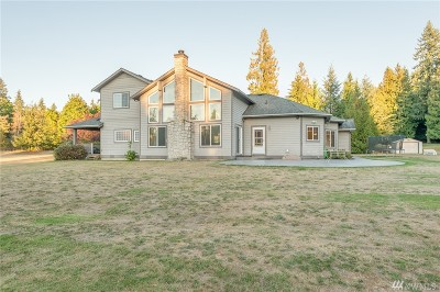 Maple Valley Single Family Home Contingent: 24925 SE 232nd St