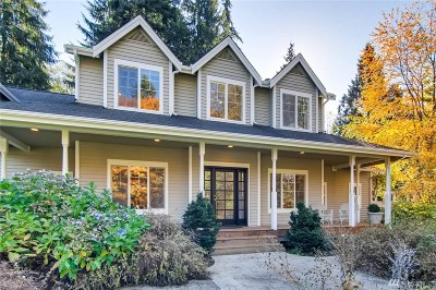 Snohomish Single Family Home For Sale: 13616 235th St SE