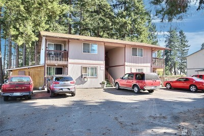 Spanaway Multi Family Home For Sale: 20007 30th Ave E
