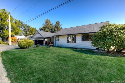 Puyallup Single Family Home Contingent: 519 5th Ave NW