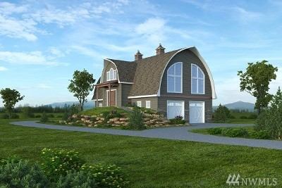 Snohomish Single Family Home For Sale: Lot 1 Springhetti Rd