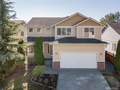Covington Single Family Home For Sale: 25515 159th Ct SE