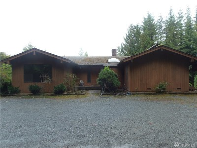 Snohomish Single Family Home For Sale: 6820 Mero Rd