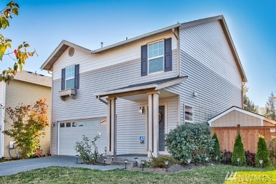 Mount Vernon Single Family Home For Sale: 433 Crested Butte Blvd