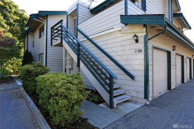 Everett Condo/Townhouse For Sale: 8407 18th Ave W #6-207
