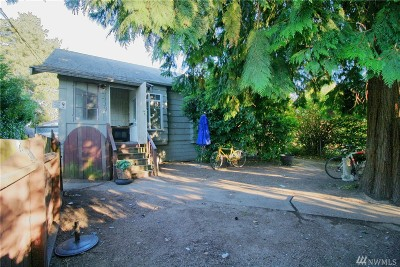 Seattle Single Family Home For Sale: 7718 48th Ave S