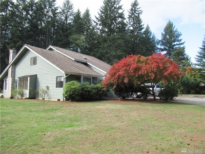 Gig Harbor Single Family Home For Sale: 6512 52nd Ave NW