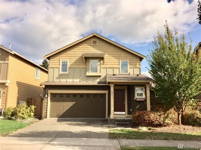 Lacey Single Family Home For Sale: 6644 Blade St SE