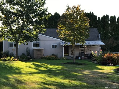 Tenino Single Family Home For Sale: 6125 199th Ave SE
