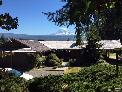 Orting Single Family Home For Sale: 16015 264th St E