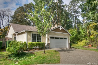 Lacey Single Family Home For Sale: 5201 Ivy Hill Lane SE