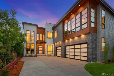 Bellevue Single Family Home For Sale: 515 98th Ave NE