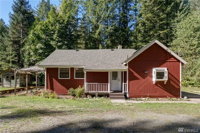 Maple Falls Single Family Home Sold: 7895 Silver Lake Rd