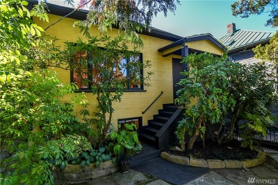 Single Family Home For Sale: 5727 Keystone Place N