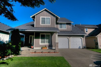 Lacey Single Family Home For Sale: 7064 Stone St SE