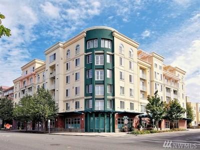 Bellevue Condo/Townhouse For Sale: 11004 NE 11th St #508