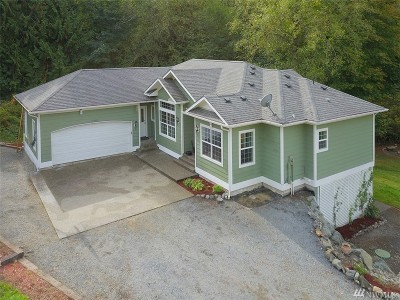Snohomish Single Family Home For Sale: 15302 72nd St SE