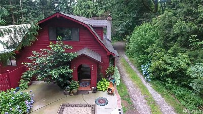 Sumas Single Family Home For Sale: 5385 Reese Hill Rd