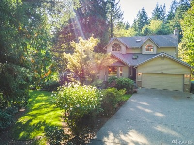 Gig Harbor Single Family Home For Sale: 5414 43rd Ave NW