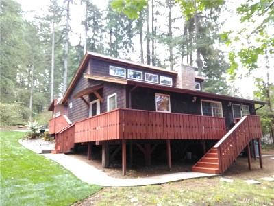 Olympia Single Family Home For Sale: 8410 Thrulake Cir SE