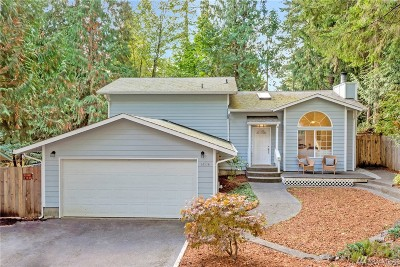 Gig Harbor Single Family Home For Sale: 14516 Englewood Dr KPN
