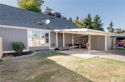 Federal Way Single Family Home For Sale: 33411 26th Ave SW