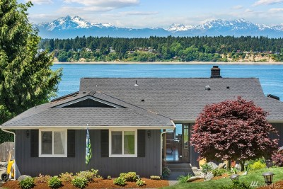 Gig Harbor Single Family Home For Sale: 79 Raft Island Dr NW