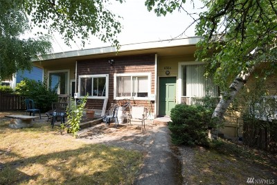 Single Family Home For Sale: 656 W Emerson St
