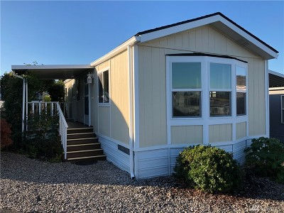 Bellingham Mobile Home For Sale: 1200 Lincoln St #152