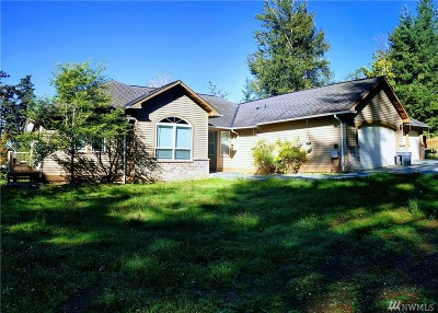 Enumclaw Single Family Home For Sale: 46485 288th Place SE