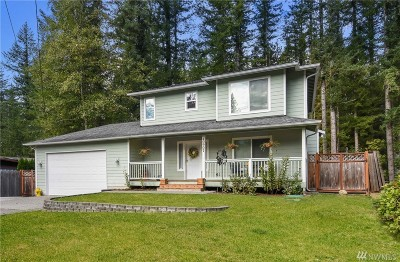 Single Family Home Sold: 40907 Wallace Falls Loop Rd
