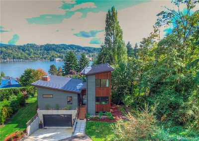Mercer Island Single Family Home For Sale: 7016 E Mercer Wy