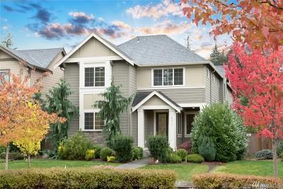Redmond Single Family Home For Sale: 10239 Eastridge Dr NE